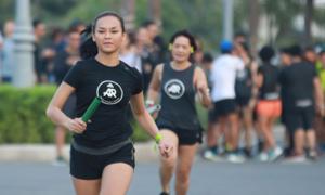 Diễm My, Mai Ngô, Mâu Thủy chạy đua tại ARS