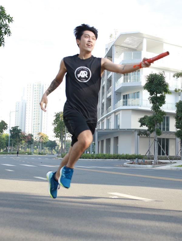 Diễm My, Mai Ngô, Mâu Thủy chạy đua giành tên lửa SolarBoost - 3