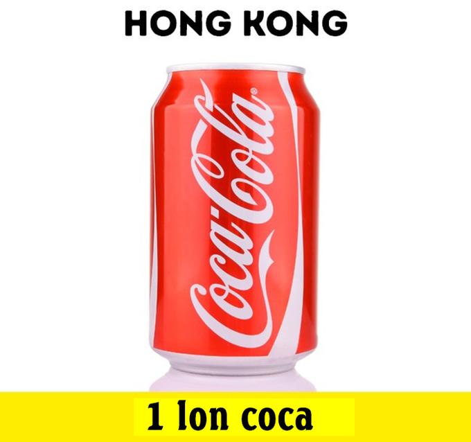 <p> Nhưng tại Hong Kong, 1 USD chỉ đủ để mua 1 lon coca.</p>