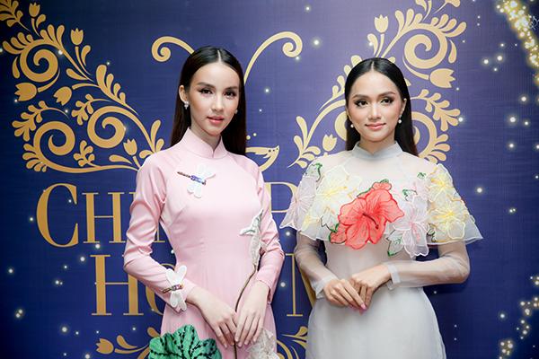 Thiênthần chuyển giới Thái Lan diện áo dài đẹp chẳng thua ai - 2