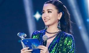 Bích Phương đại thắng với 'Bùa yêu' tại Làn Sóng Xanh 2018