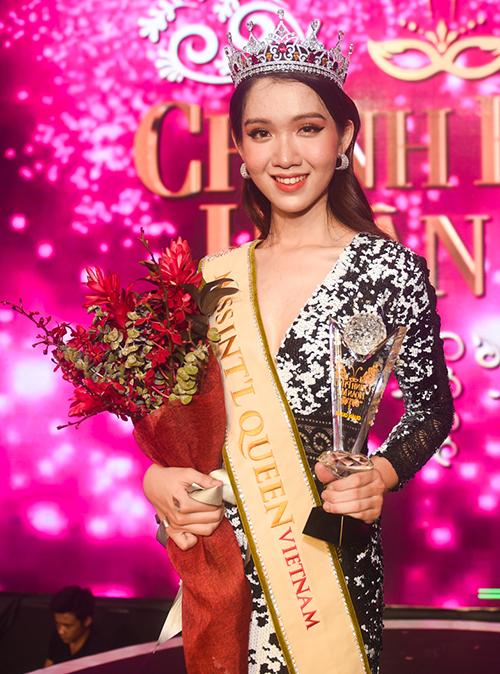 Với sự đăng quang này, Nhật Hà sẽ đại diện Việt Nam tham dự Hoa hậu Chuyển giới Quốc tế 2019.