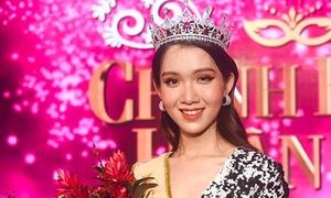Vẻ đẹp cô gái kế nhiệm Hương Giang thi HH Chuyển giới Quốc tế 2019
