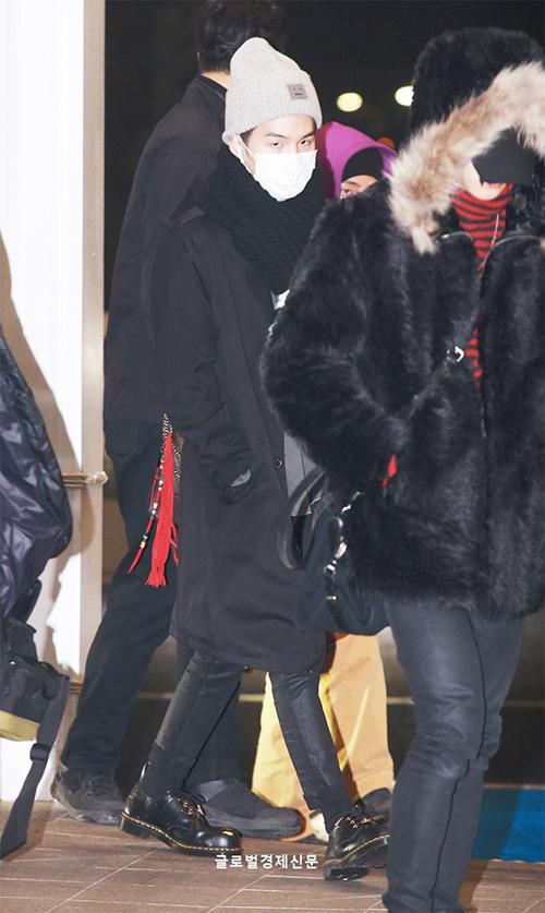 BTS, Red Velvet sân bay - page 2 - 2
