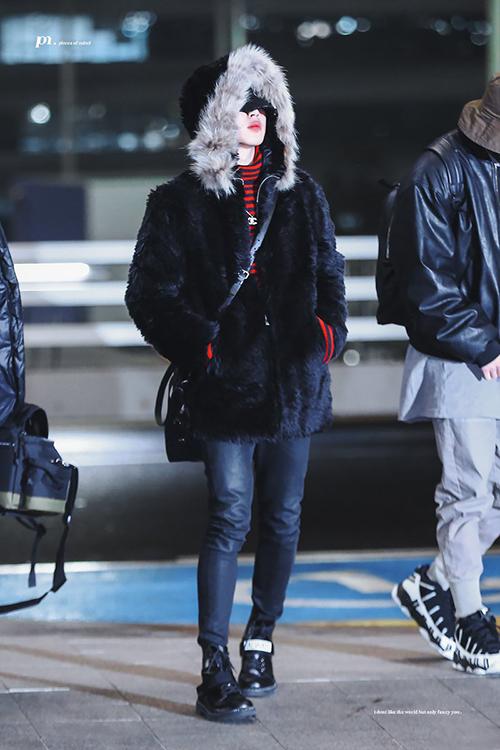 BTS, Red Velvet sân bay - page 2 - 3