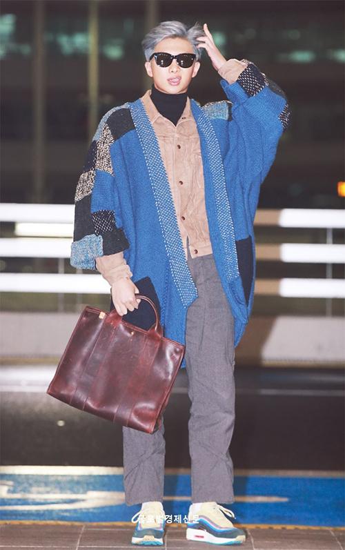 BTS, Red Velvet sân bay - page 2 - 6