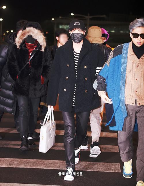 BTS, Red Velvet sân bay - page 2 - 8