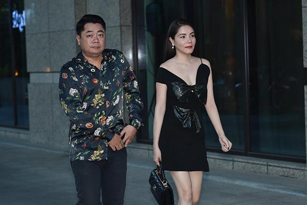 Vợ chồng KiwiNgô Mai Trang.