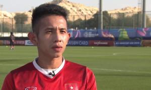 Hồng Duy: 'Thầy Park đã chuẩn bị kỹ càng cho trận đấu với Yemen'