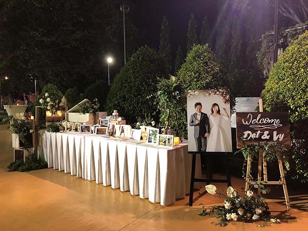 Sao Việt dự đám cưới Tiến Đạt -Thụy Vy - 2