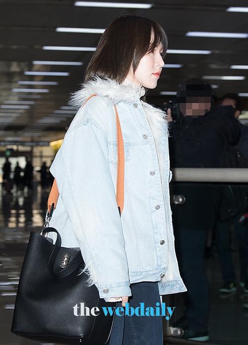 Visual của Wendy đang trở thành đề tài hot khi cô nàng cắt tóc.