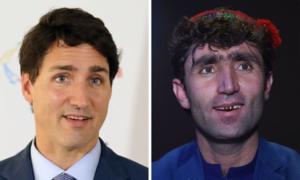 Ca sĩ hát đám cưới bỗng dưng nổi tiếng vì giống Thủ tướng Canada