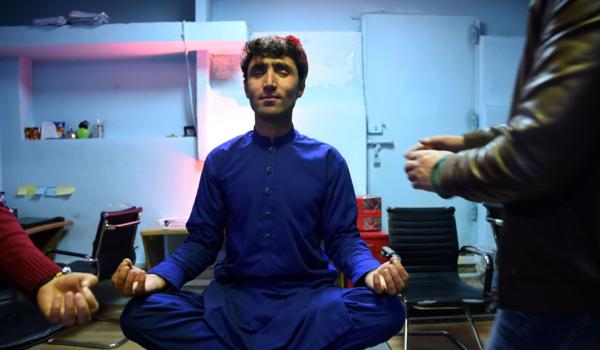 Abdul Salam Maftoon. Ảnh: AFP