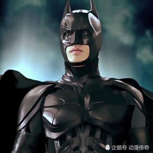 Batman phiên bản Trung Quốc