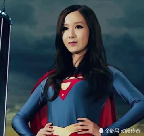 Phim xuất hiện cả Super girl