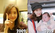 Bây giờ là năm 2019 mà những mỹ nhân này còn trẻ đẹp hơn cả thời 2009