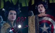 Dàn siêu anh hùng 'Made in China' khiến khán giả dở khóc dở mếu