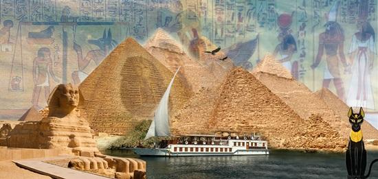 Ai Cập cổ đại, bạn nắm rõ đến đâu?