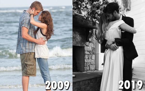 Câu chuyện tình yêu của Miley khiến nhiều fan cảm động. 10 năm trước, cô gặp Liam tại phim trường The last song. Hai người có một mối quan hệ bền vững lâu năm, vượt qua nhiều sóng gió để đi đến cột mốc happy ending đáng ngưỡng mộ.