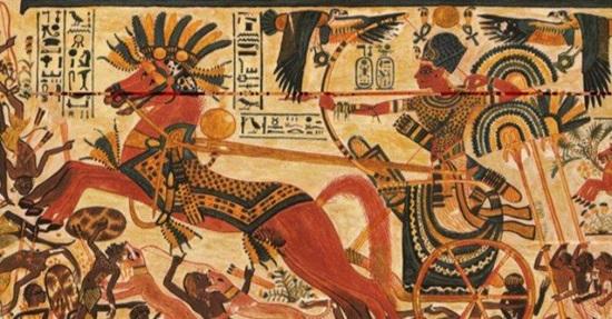 Ai Cập cổ đại, bạn nắm rõ đến đâu? - 4