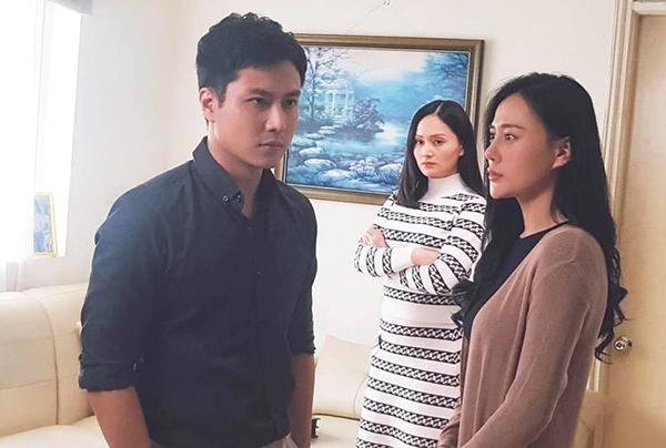 Phương Oanh hé lộ vai diễn mới.