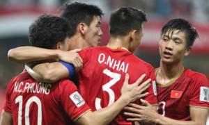 CĐV châu Á chúc mừng Việt Nam, cổ vũ tuyển thủ Yemen