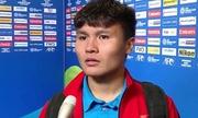 Quang Hải: 'Quả đá phạt đó tôi tập đi tập lại nhiều lần'