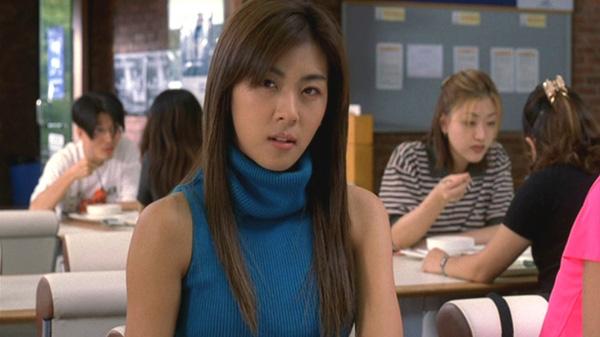 Nữ thần Ha Ji Won từng tham gia bộ phim táo bạo này.