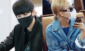 Paparazzi có nhận ra idol Hàn sau lớp khẩu trang?