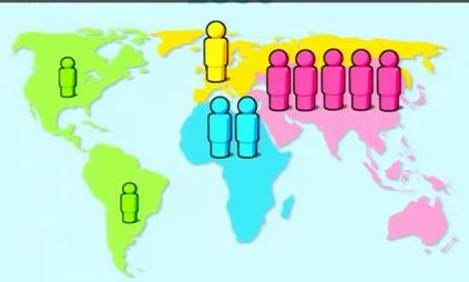 Đoán vui: Quốc gia nào đông dân hơn? (2)