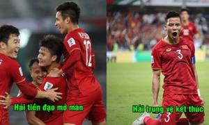 Fan Việt phấn khích về bộ đôi Song - Song tuyệt vời của đội tuyển Việt Nam