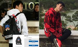 Văn Toàn là 'rich kid' thứ thiệt của tuyển Việt Nam: Mặc áo 16 triệu, đi giày 42 triệu