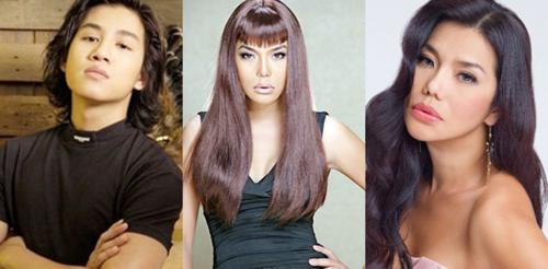 Trước khi chuyển giới, Cindy Thái Tài là chuyên gia trang điểm cho nhiều nghệ sĩ trong showbiz. Cô sở hữu ngoại hình rắn rỏi, nam tính. Sau khi chuyển giới, Cindy vẫn giữ nghệ danh và lấn sân sang lĩnh vực ca hát. Ở tuổi 37, cô vẫn trung thành với phong cách sexy và cách trang điểm sắc sảo.