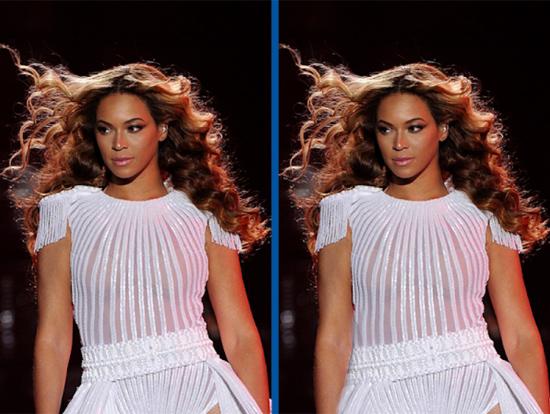 Tinh mắt soi Beyoncé có gì khác lạ? - 7