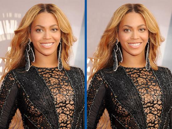 Tinh mắt soi Beyoncé có gì khác lạ? - 8