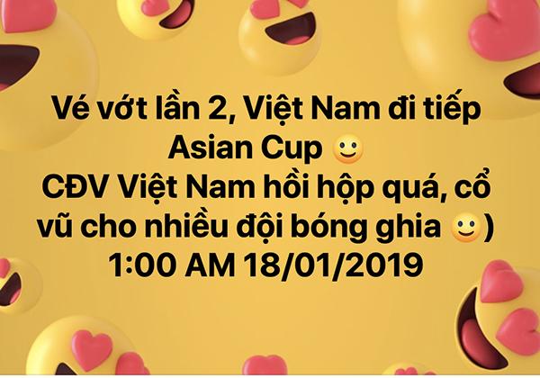 CĐV dõi theo Việt Nam vào vòng 1/8 đau tim hơn cả xem chung kết - 3