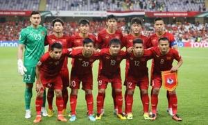 Việt Nam vào vòng 1/8 nhờ chiếc thẻ vàng 'oan nghiệt' của Lebanon