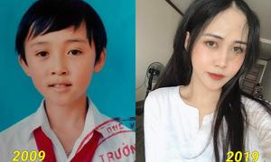 'Thử thách 10 năm' - giới trẻ Việt đã 'biến hình' ra sao?