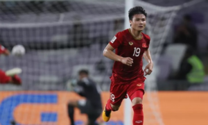 Siêu phẩm của Quang Hải được đề cử bàn thắng đẹp nhất vòng bảng