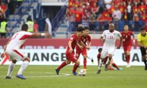 Đánh bại Jordan trên chấm 11m, Việt Nam vào tứ kết