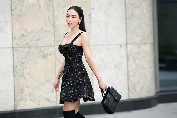 Hot girl 9x Hà Nội phủ nhận ồn ào tố Huyền My để PR tên tuổi - 8