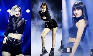 'Bộ tứ siêu đẳng' của Twice khiến fan 'xịt máu mũi' với sân khấu cực hot