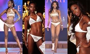 Ảnh bikini thực tế và chỉnh sửa khác 'một trời một vực' của thí sinh Miss Intercontinental