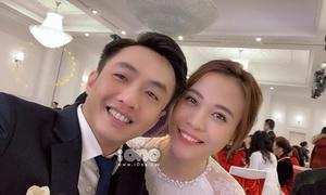 Hành trình yêu nhanh, cưới sớm của Đàm Thu Trang - Cường Đô La