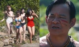 Hài Tết có Chiến Thắng, Quang Tèo bị nhận xét 'như phim khiêu dâm'