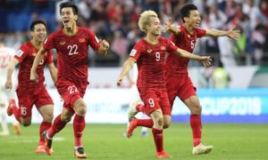 CĐV châu Á: 'Việt Nam thi đấu quá ngoạn mục'