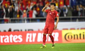 Bùi Tiến Dũng: 'Quả penalty lần này tuyệt vời hơn U23 châu Á'
