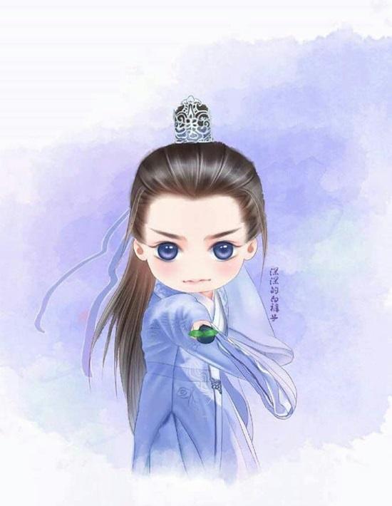 Đoán nhân vật phim cổ trang qua hình vẽ dễ thương - 5