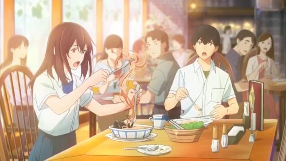 Haruki quyết tâm ở cạnh Sakura, cùng cô trải qua những ngày hạnh phúc cuối đời.