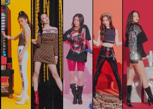 Nhóm nữ toàn 10X của JYP: Visual độc đáo nhưng bị chê ná ná Black Pink